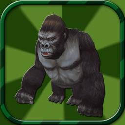 Gorilla on Raft Simulator – Catching Fish 2017