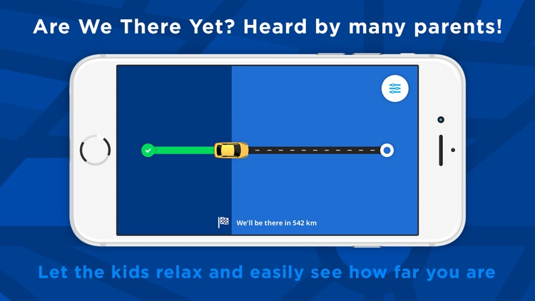 Are We There Yet? - Kids' GPS screenshot-0