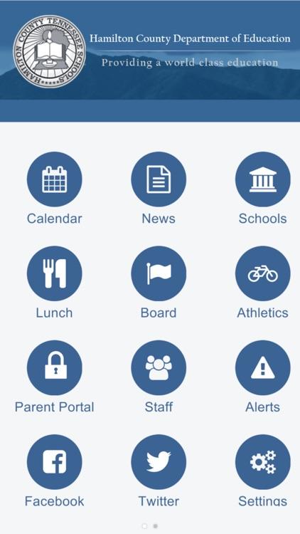 Hamilton County School Calendar.Hamilton County Sd By Custom School Apps