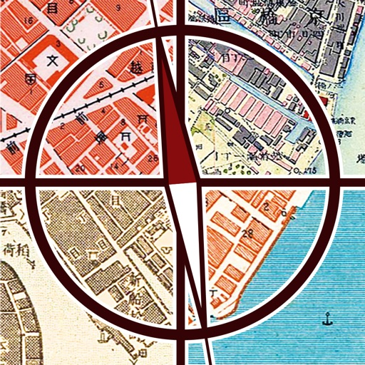 東京時層地図