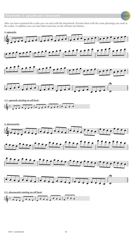 Jazz Studies Saxophones English Version screenshot-4