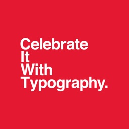 Celebrate It With Typography