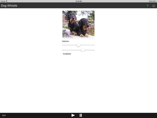 Dog Whistle (1-18 kHz) screenshot 4