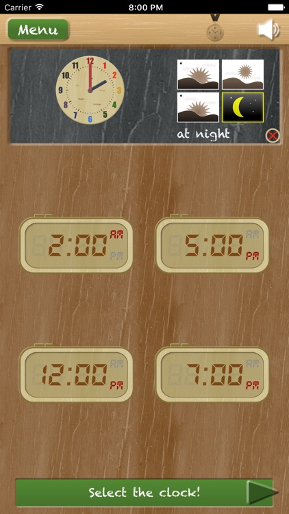 Set the clock - telling time (learn to tell time) screenshot-4