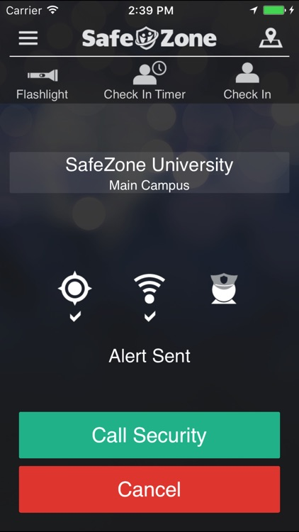 SafeZone screenshot-3