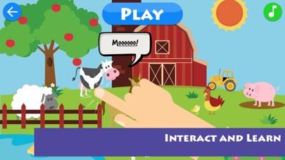 Match & Learn Animals Kids App