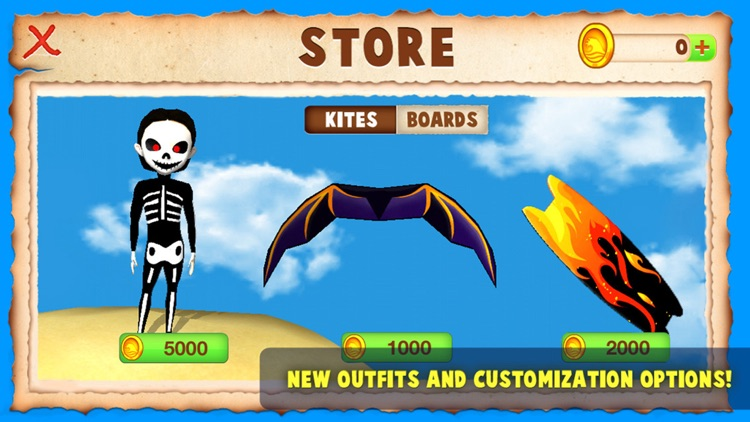 Kite Surfer screenshot-4