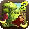 Banana Monkey Jungle Run Game 2- Gorilla Kong Lite