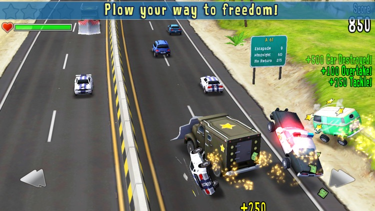 Reckless Getaway screenshot-2