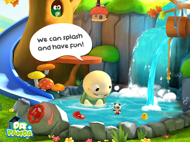 ‎Dr. Panda & Toto's Treehouse Screenshot