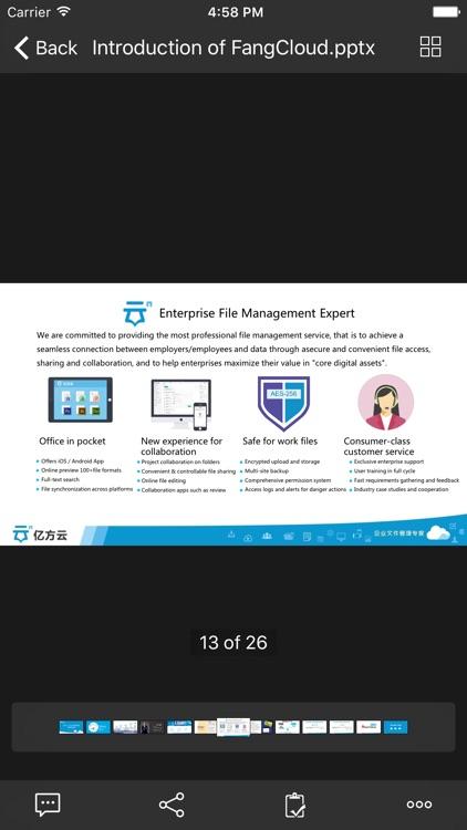 FangCloud - Enterprise File Management Expert screenshot-3
