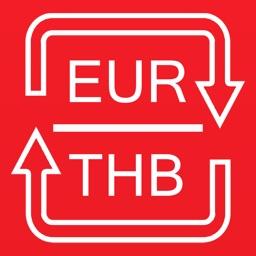 Euro / Thai Baht converter