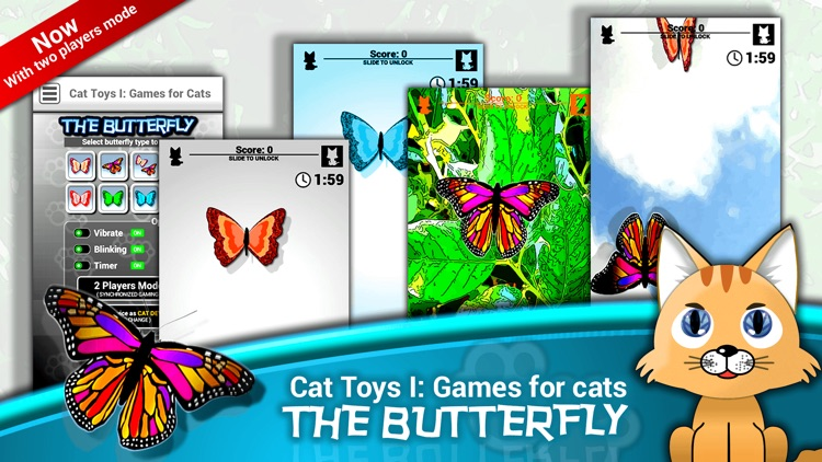 Cat Toys I: Games for Cats screenshot-4