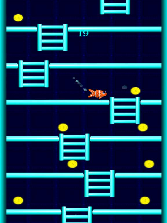 Fish Ladder Fall Down screenshot 8
