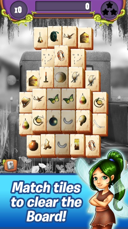 Mahjong Country Adventure - Tile Titan Match Game screenshot-0