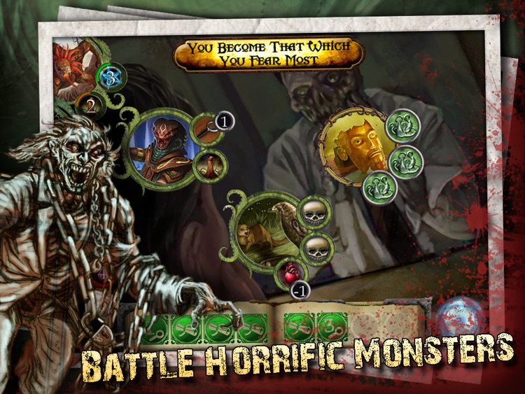 Elder Sign: Omens for iPad screenshot-3