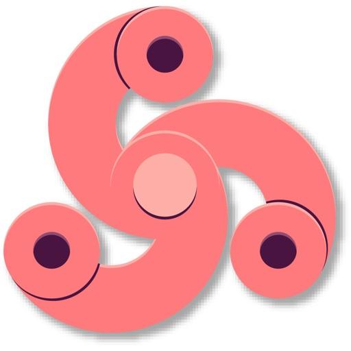 Fidget Spinner - Amazing Hand Spinner for Relaxing