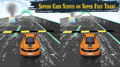 VR Extreme Stunts Motor Car: Real Sky Drive screenshot two