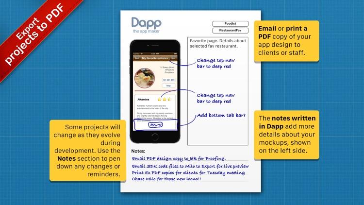 Dapp Lite: The App Creator - for iPhone and iPad screenshot-3