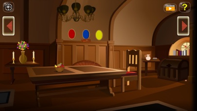 Escape Challenge 10:Escape the red room games screenshot one