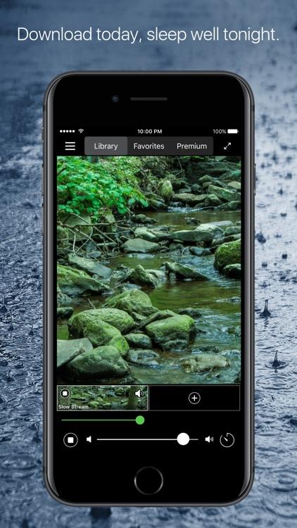Rain Rain Sleep Sounds screenshot-4