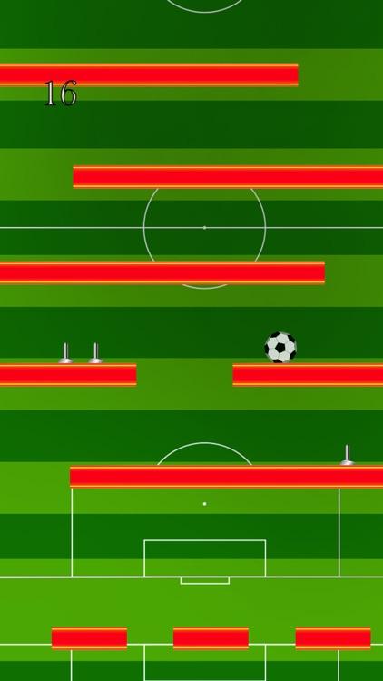 Soccer Ball Runs Away screenshot-3