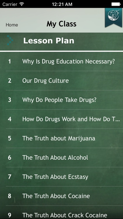 Truth About Drugs Online Education screenshot-2