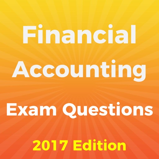 Financial Accounting Exam Questions 2017
