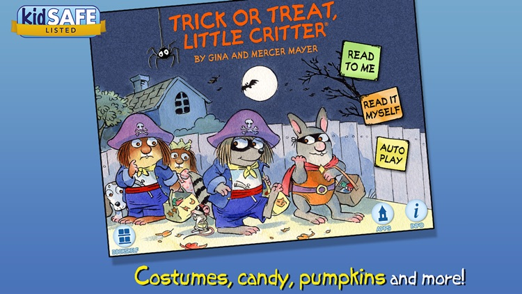 Trick or Treat - Little Critter