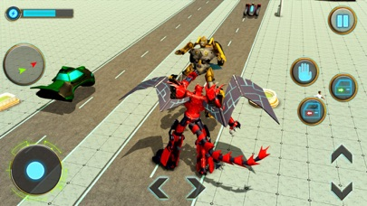 Incredible Dragon Robot 3DScreenshot of 1
