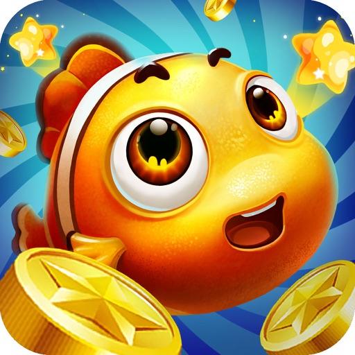 天天捕鱼游戏厅-欢乐捕鱼挑战赛(万人联机)