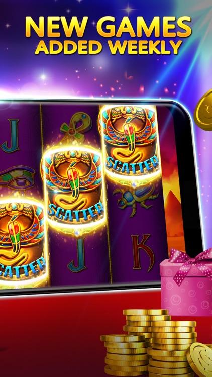 Pharaoh's Fortune - Real Vegas Casino Slot Machine