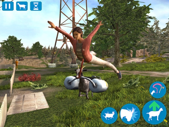 Goat Simulator iPad