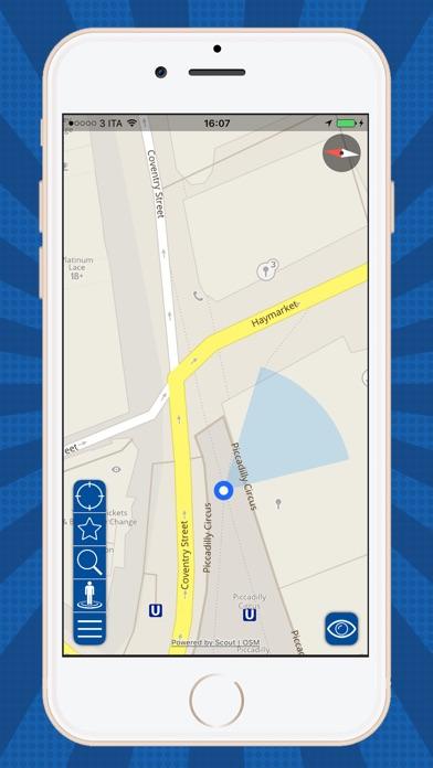 Offline Map + Car Navigator Screenshot