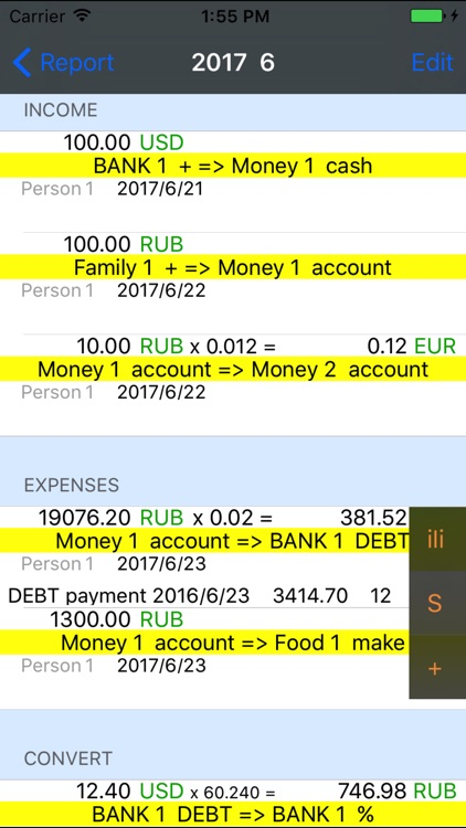 Money X2 - AR Personal & Business Budget Tracker screenshot-4