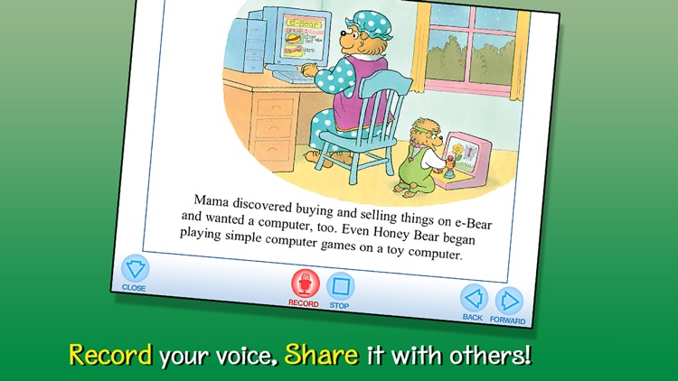 The Berenstain Bears Computer Trouble screenshot-3