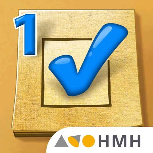 HMH English Learner Assessment Practice Grade 1