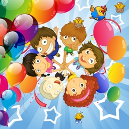 Funny Balloons for Toddlers !