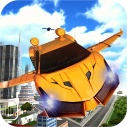 Modern Flying Cars: Battle In The Sky