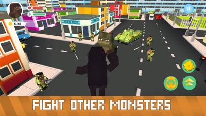 Blocky Monsters Smash screenshot 4