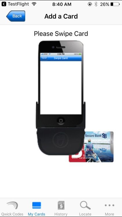 Qwick Codes Mobile Wallet