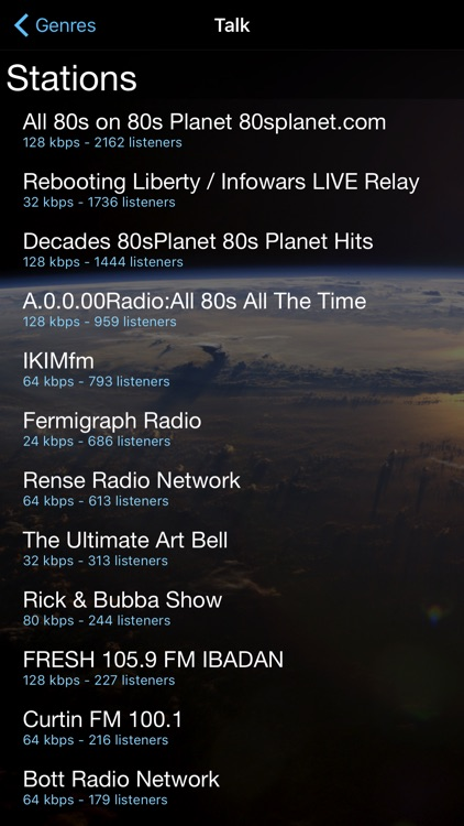 Cloud Radio screenshot-3