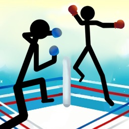 Stickman Fight Boxing Physics Games