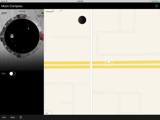 Moon Compass screenshot 5