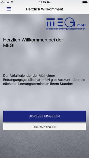 abfallkalender mülheim