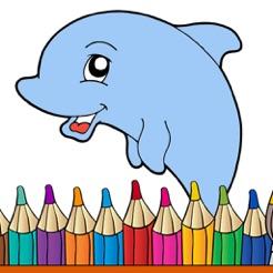 Hayvan Boyama Sayfaları Boyama Kitabı App Storeda