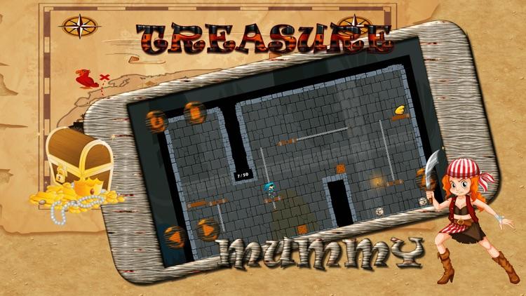 The Treasure Mummy screenshot-3