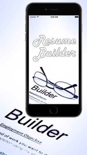 smart resume builder