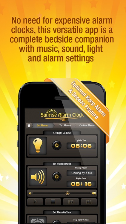 Sunrise Alarm Clock – Dawn Simulator screenshot-3
