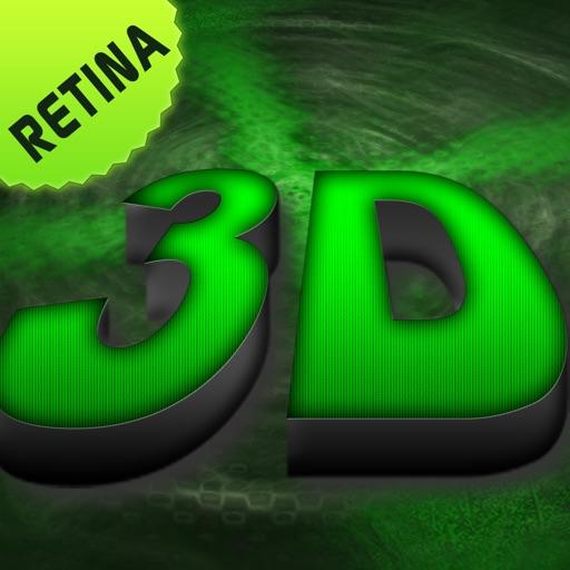 3D Wallpapers & Backgrounds- HD Retina Photos
